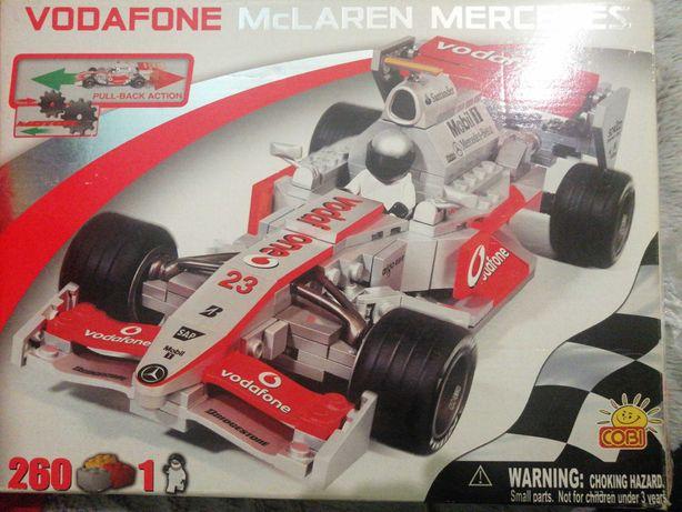 Klocki Cobi McLaren 260 elementów.