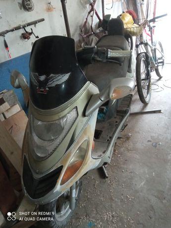 Продам скутер Viper F50