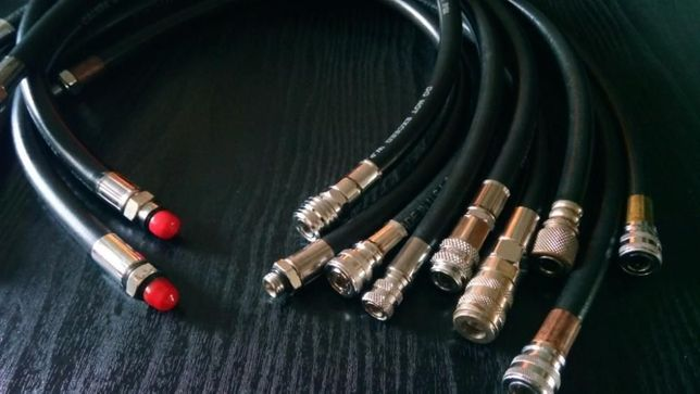 Шланг инфлятора поддува компенсатора или сухого костюма 6, 8, 9 мм