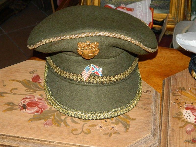 Czapka wojskowa służb angielskich. Włocławek - image 1