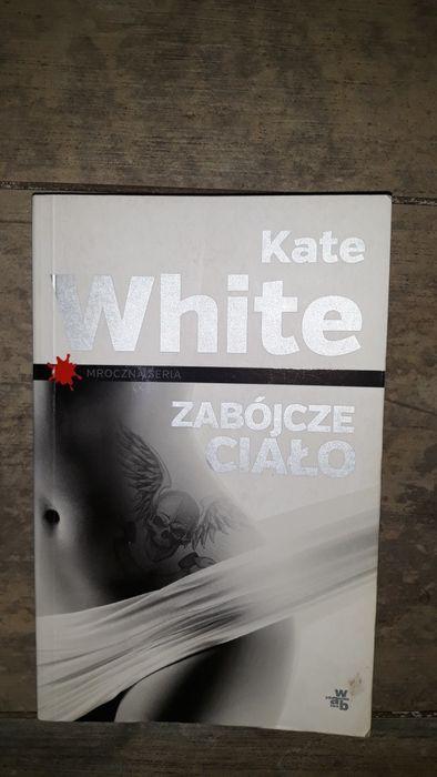 Książka Zabójcze cialo Granowiec - image 1