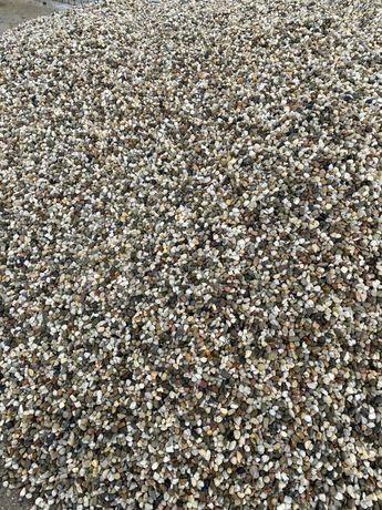 Żwir płukany,kamien drenarski, otoczak 8-16 mm