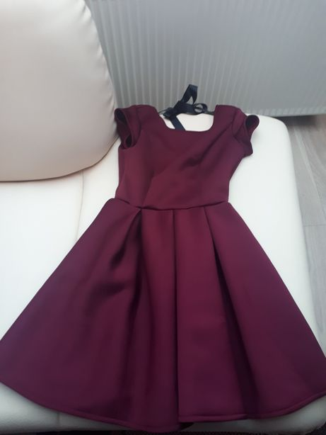 Sukienka rozkloszowana pianka Vubu xs /165