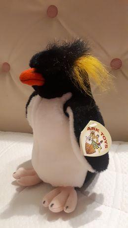 Продам мягкую игрушку- хохлатый пингвин, Ark Toys