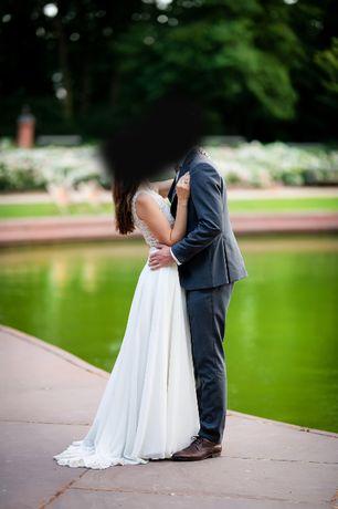 Suknia Slubna Agnes Bridal Dream 36