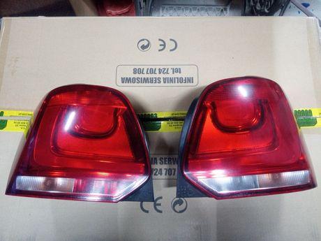 Lampy komplet prawa, lewa Polo V 6R grill