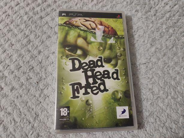 Dead Head Fred PSP Nowa Folia