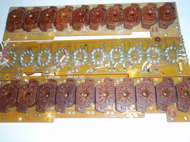 Панельки для индикаторов ИН-12 ПЛ31а-п