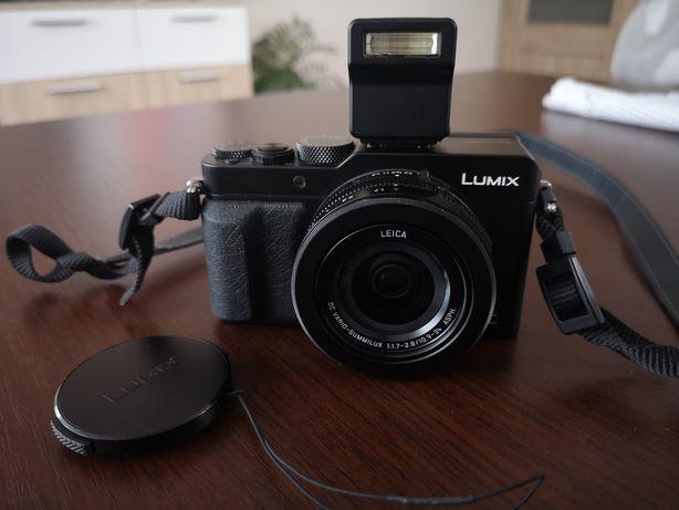 Aparat cyfrowy Panasonic Lumix DMC-LX100 czarny