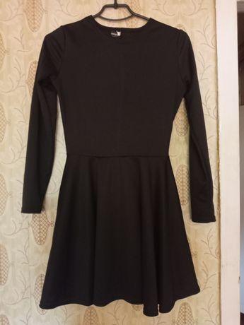 Платье женское с кармашками