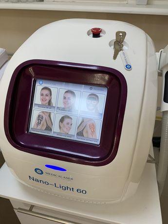Неодимовый лазер для удаления татуировок Nano-Light 60 от компании Med