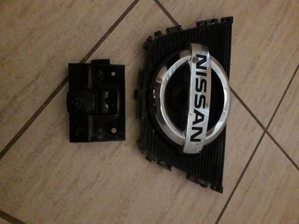 Nissan Kaszkaj Gril + kamera