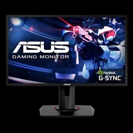 "ASUS 24"" Monitor VG248QG - Czarny - 1 ms NVIDIA G-SYNC (165Hz)"