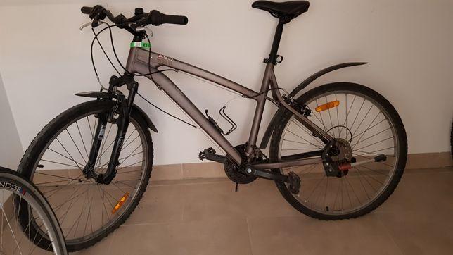 Rower Górski Btwin bez łańcucha