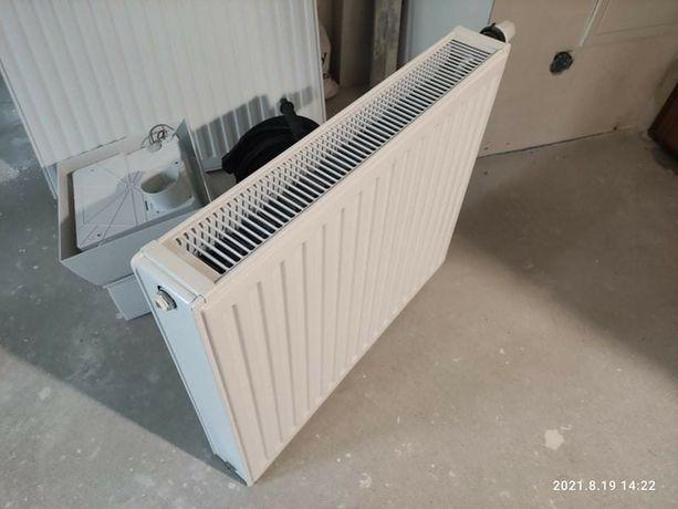 Nowy grzejnik 60 x 70 z termostatem