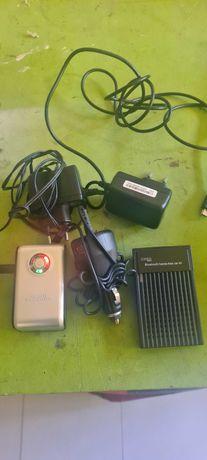 Antena Gps via Bluetooth e Alta voz Bluetooth