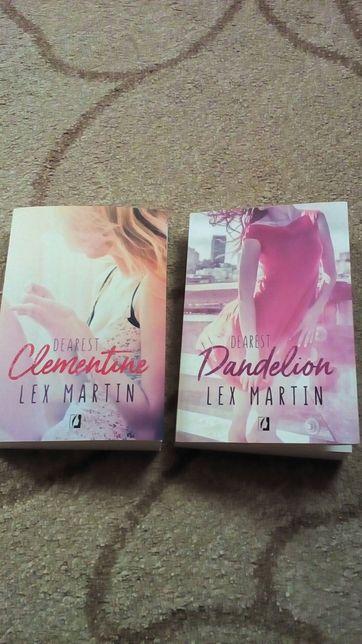 Lex Martin -Clementine i Dandelion