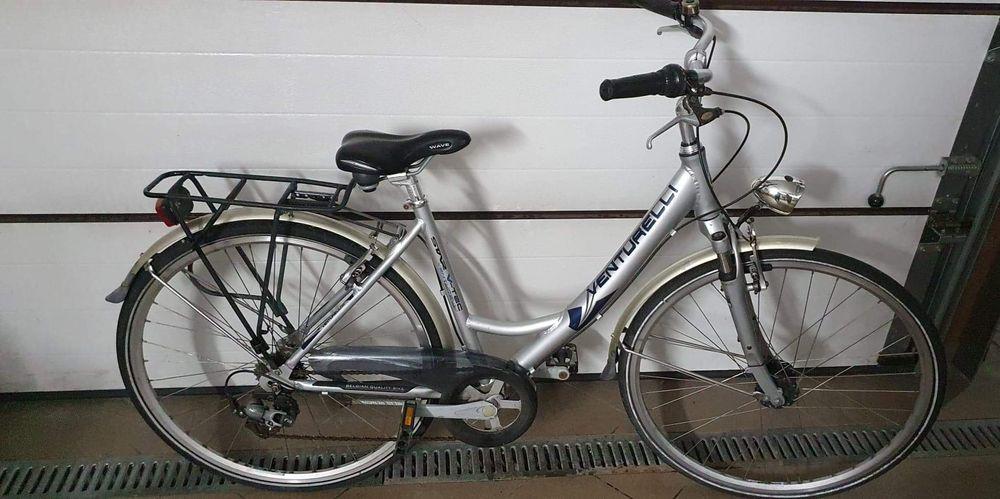 Rower Venturelli Koła 28, 7 biegów, Piękny.Rowery Toruń - image 1