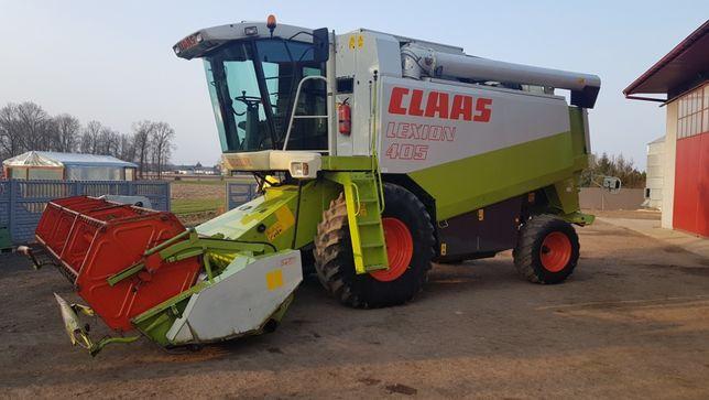 Kombajn Claas Lexion 405