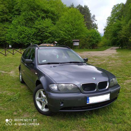 BMW E46 320d 2002r, 150KM.