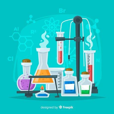 Korepetycje z chemii w szkole podstawowej on-line