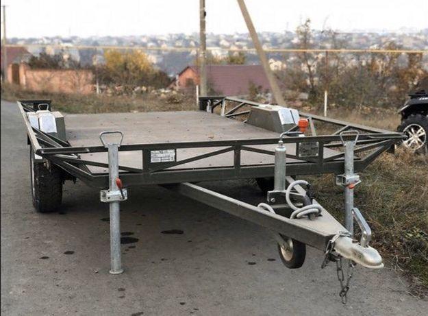Продам прицеп, трейлер, лафет для перевозки квадроциклов., снегохода,