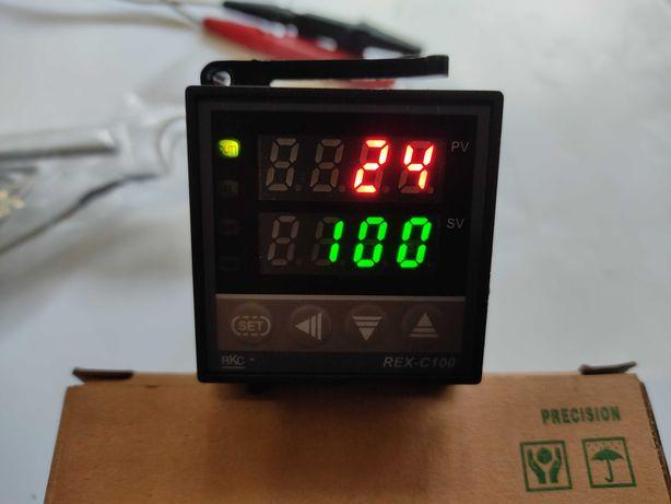 Терморегулятор (ПИД контроллер) REX-C100