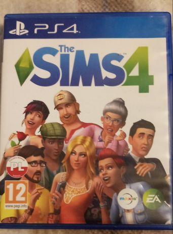 Simsy 4 PlayStation 4