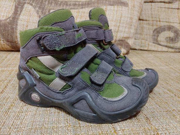 Сапоги ботинки Timberland Lowa Superfit Gore Tex kangaroos зима осень