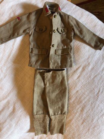 Vintage GI Joe / farda de soldado imperial japonês