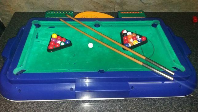 Mesa de snooker /jogos
