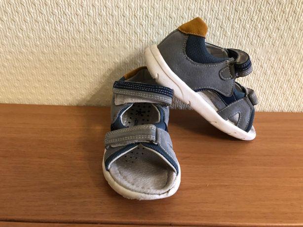 Босоножки сандалии Jong-golf кожа 25-26р 16-16,5 BG Том М