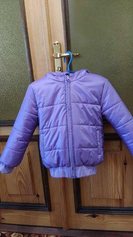 Куртка детская 116рр