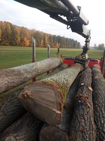 Skup drewna tartacznego drzewa paletowego