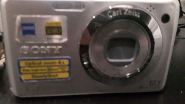 Maquinas fotografia Sony nova