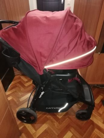 Продам прогулочную детскую  коляску  Carrello Maestro