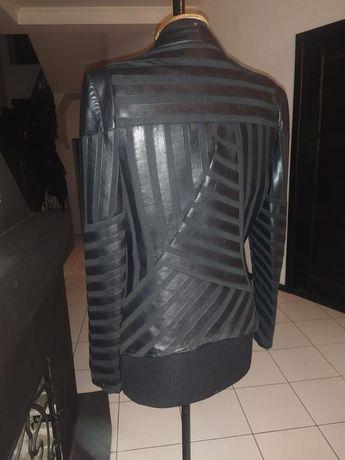 куртка кожа кожаная Италия