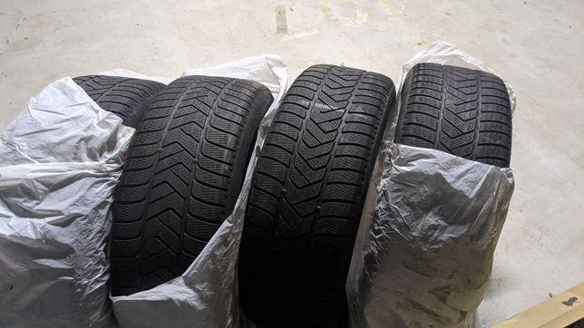 Зимняя резина шины 235 55 20 Pirelli Scorpion Winter