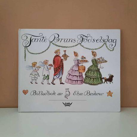 Elsa Beskow Tante Bruns Födselsdag