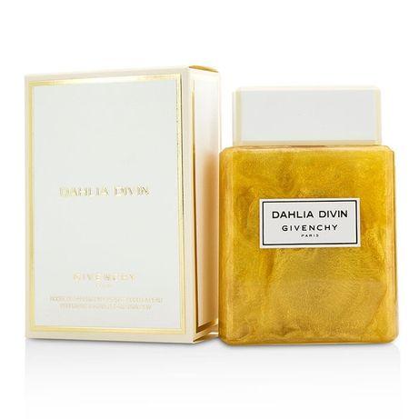 Givenchy dahlia divin - парфюмированный лосьон для тела