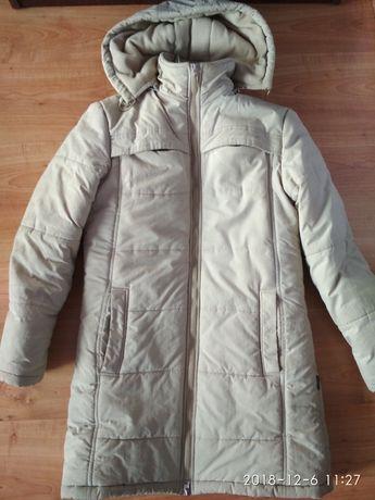 Kurtka zimowa płaszcz M