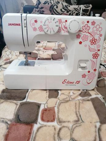 Швейная машина e-line 15