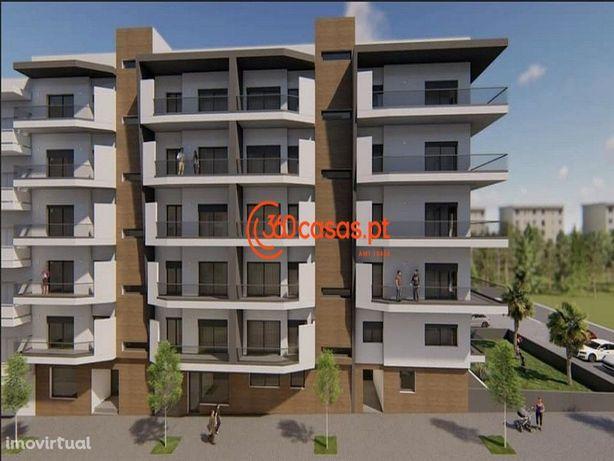 Apartamento T3 novo com terraço(66m2), garagem e arrecadação em Faro