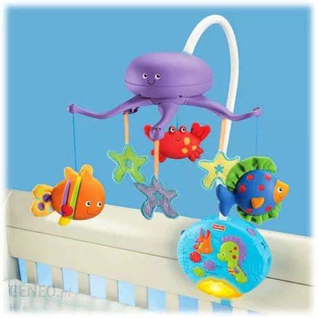 Karuzela Fisher - Price ocean