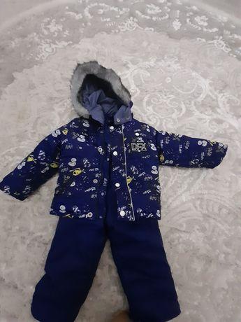 Комбінезон дитячий зимовий
