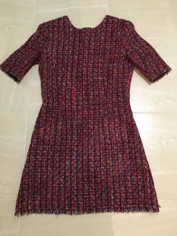 Продам платье из твида