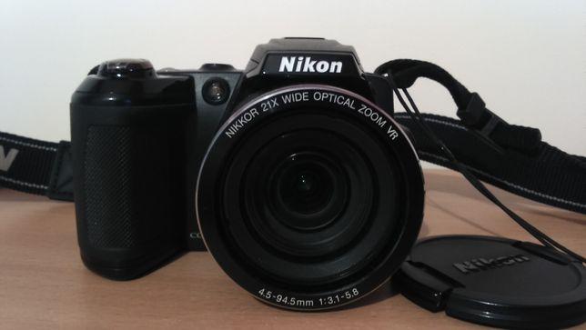 Aparat cyfrowy Nikon COOLPIX L120