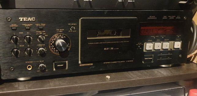Leitor de cassetes Teac  V-6030s