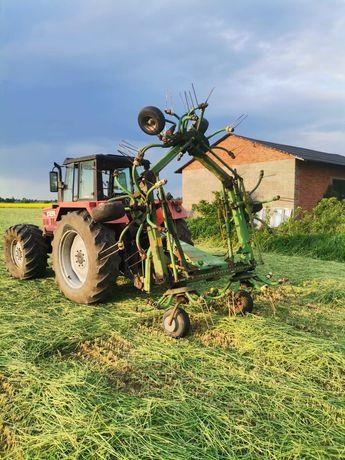 Przetrzasąrka Krone KW 7.70/6x7 hydraulika 6 wirników Kuhn claas fella