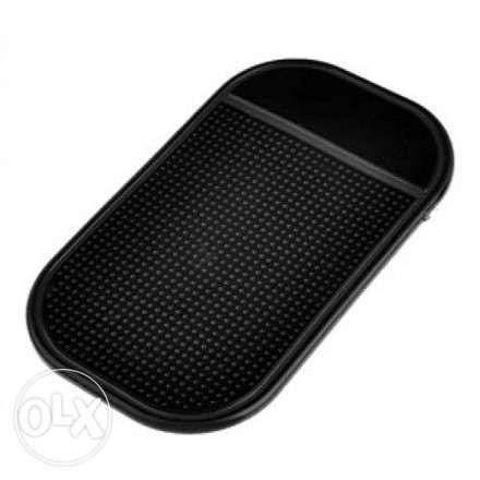 Tapete antiderrapante em silicone para o interior do carro